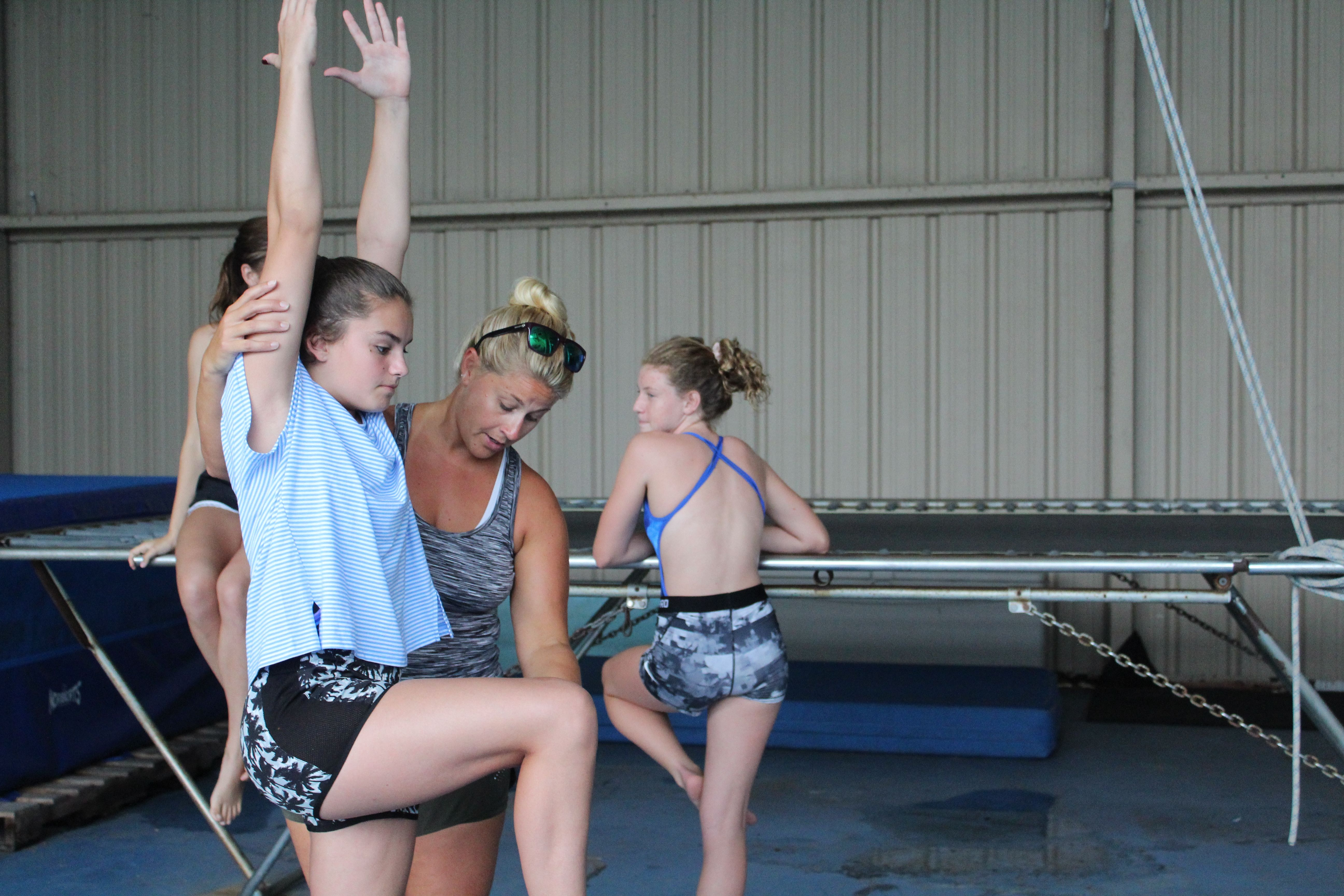 afbd1c4be520 Nicole Russle Promoted to Head Diving Coach